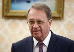 Senior Russian Diplomat Discusses Situation in Syria With Opposition Ex-Leader - Ministry