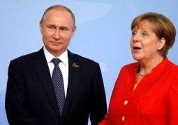 Merkel, Putin Discuss in Phone Talks 'Prompt' Normandy Four Meeting on Ukraine - Cabinet