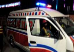 9 killed in gas cylinder explosion in ambulance