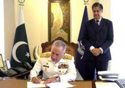 Pakistan Navy Joins Trans Regional Maritime Network, Italy For Ensuring Safe Maritime Traffic