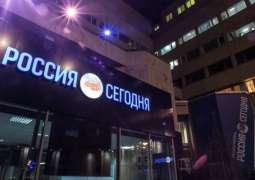 Facebook Deletes Arctic-Themed Page Belonging to Rossiya Segodnya News Agency
