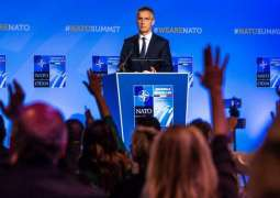 Stoltenberg Says North Macedonia NATO Accession 'Well on Track'