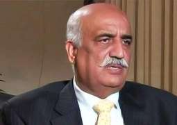 Khurshid Shah remand extended for 15 days in assets case