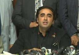 Bilawal says political parties should not let