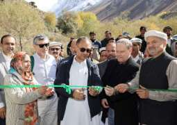 PPAF, AKRSPand KfW successfully installed 306 KW hydro power plants in Gazeen, Chitral