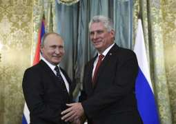Putin to Hold Talks With Cuban President Diaz-Canel on October 29 - Kremlin Aide