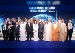 Hamdan bin Rashid opens IDA World Congress 2019