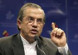 Former Ecuadorian Foreign Minister Accuses President Moreno of Being CIA Informant