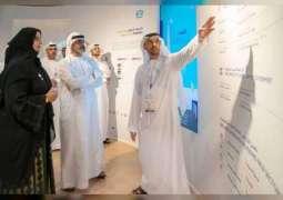 Khalid bin Mohamed bin Zayed opens FinTech Abu Dhabi