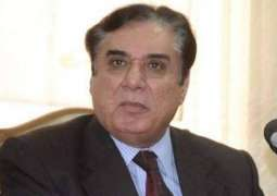 NAB Chairman says they will not leave looters, plunderers