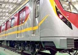 Punjab Government announces to run Orange line metro on Oct 28 from Dera Gujran to Anarkali