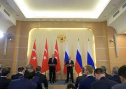Putin-Erdogan Syria Deal Sets Moscow as Central Peace-Broker in Region - Kurdish Official