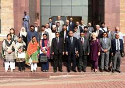 NUST holds high-level roundtable on water