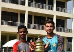 Pakistan U16 to take on Bangladesh U16 in three-dayer from Friday