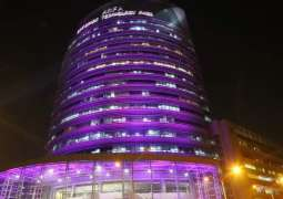 Arfa Software Technology Park turns pink for Breast Cancer Awareness