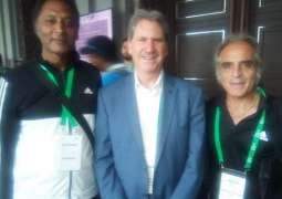 The Pakistan Tennis Federation is pleased to convey that ITF Worldwide Coaches Conference by BNP Paribas is being held in Bangkok from 25th to 27th October, 2019