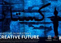 UNESCO and Beaconhouse National University Partnership on Pakistan's Creative Future