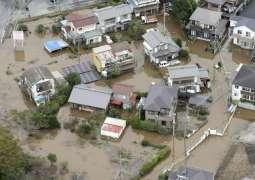 Ten People Dead, 4 Missing Due to Heavy Rain Floods in Japan - Reports