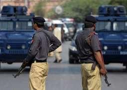 16 held by Karachi police