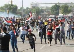Renewed anti-government protest in Iraq leave 42 dead
