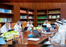 Humaid Al Nuaimi chairs meeting of Ajman University Board of Trustees