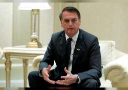 EXCLUSIVE: President Bolsonaro says people can 'consider Brazil as an Arab country,' his memories of UAE will 'never be forgotten'