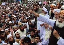 JUI-F's Azadi March to reach Lahore today
