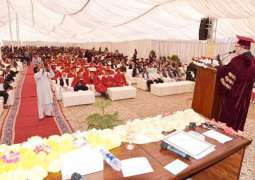 Students have greater role to project Kashmir cause: AJK president