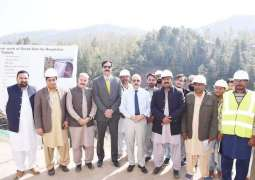 Provision of clean drinking water to Rawalakot top priority: AJK president
