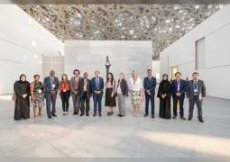 EDA delivers UAE's message of tolerance to top international diplomats