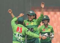 Pakistan's Women Cricket Team wins T20 series