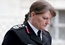 London Fire Brigade Head Says Will Keep Position Despite Criticism Over Grenfell Fire