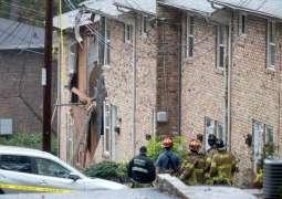 Aircraft Crashes Into Apartment Building in Atlanta - Police