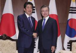 S. Korean President Shows Readiness to Meet in Letter to Japan's Abe - Foreign Minister
