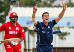 Scotland beat Oman in T20 World Cup Qualifier