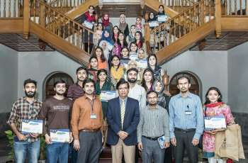 UVAS (FSHN) students secured three positions in All Pakistan DICE-AFS Agriculture and Food Sciences event