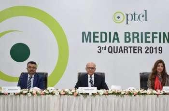 PTCL posts Double Digit Growth in Net Profit
