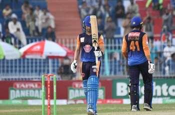 Awais, Bismillah fifties see Balochistan to a 27-run win over Central Punjab
