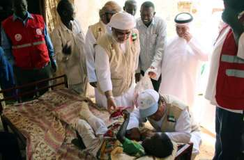 Sharjah Charity International rescues flood victims in Sudan