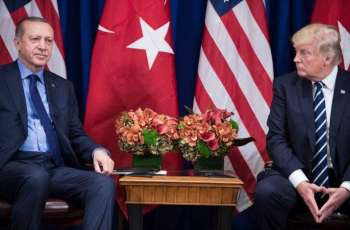 Erdogan's US Visit Still on Schedule, But Depends Next Couple of Days - White House