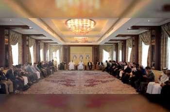 Arab-Sino cooperation based on mutual respect, cultural commonalities: Nahyan bin Mubarak