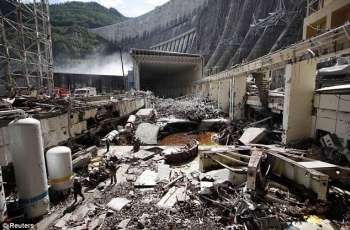Wearout Could Have Caused Deadly Dam Collapse in Russia's Krasnoyarsk - Emergency Services