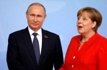 Merkel, Putin Discuss in Phone Talks 'Prompt' Normandy Four Meeting on Ukraine - Cabinet