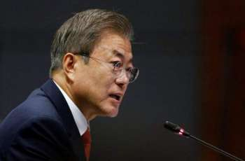 Moon's Approval Rating Increased by 3.6% After Resignation of Justice Minister - Reports