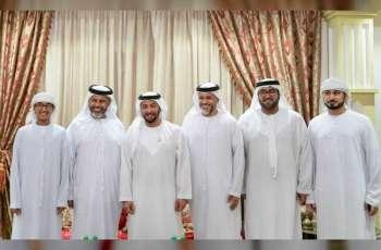 Hamdan bin Zayed visits Emirati's home