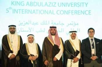 سمو وكيل محافظة جدة يفتتح المؤتمر العالمي الخامس لطب الأسنان