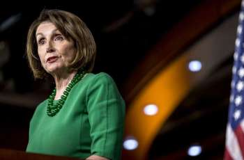 US Congressional Delegation Headed by Pelosi Visits Afghanistan - Speaker