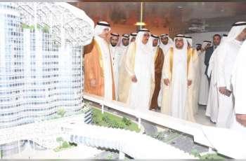 Hamdan bin Rashid inaugurates 21st WETEX, 4th Dubai Solar Show