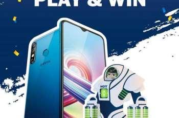 #SabSeBara Phone #SabSeBari Offer, Win Big with Infinix