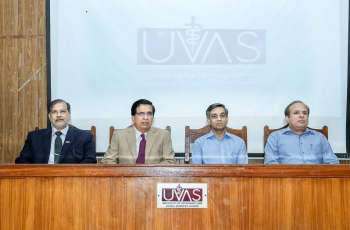 Orientation programme for newly-admitted undergraduate students held at UVAS